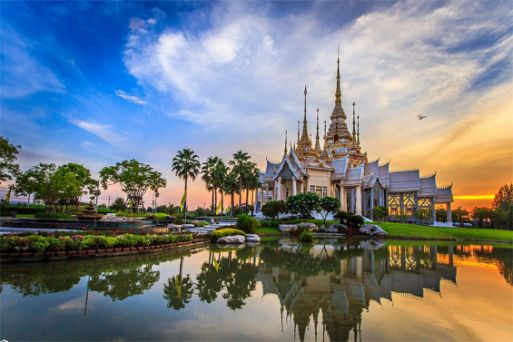 Chuyển phát nhanh quốc tế từ Hà Nội đi Nakhon Ratchasima, Thái Lan