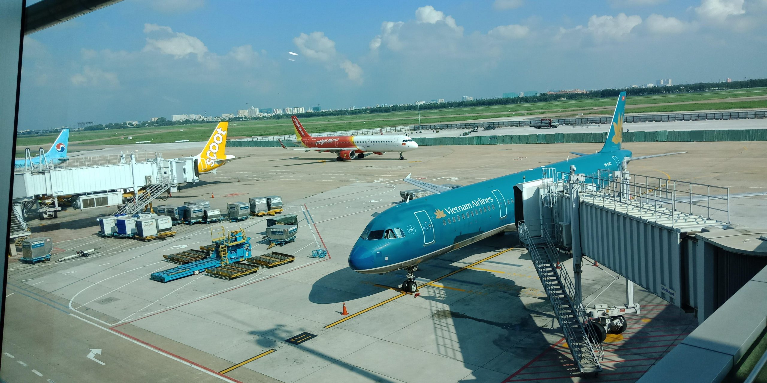 Dịch vụ chuyển phát nhanh Việt Nam sang Bangkok