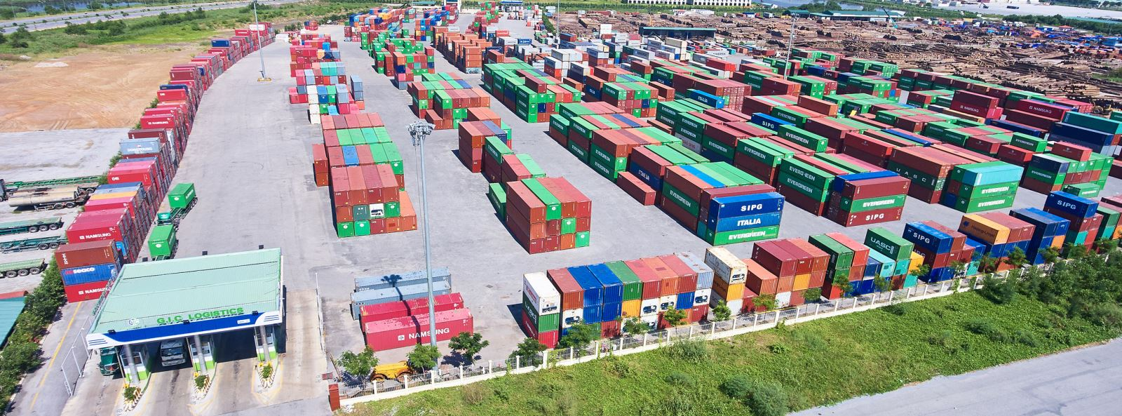 Dịch vụ vận chuyển hàng xuất nhập bằng đường biển đi Thái Lan