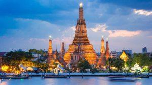 Vận chuyển hàng hóa đi Thái Lan