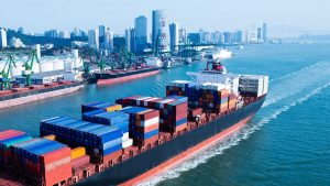 THC là gì trong vận chuyển đường biển