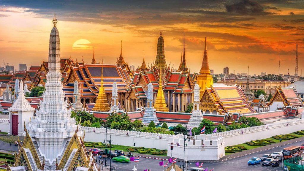 Chuyển phát nhanh từ Bình Dương đi Thái Lan